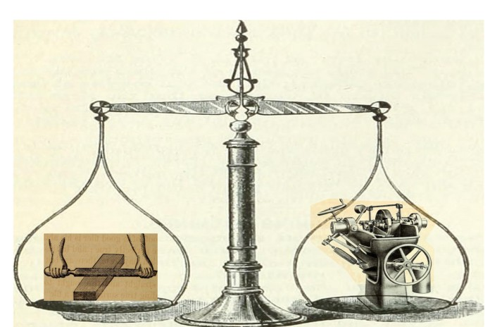 Balance of Tools